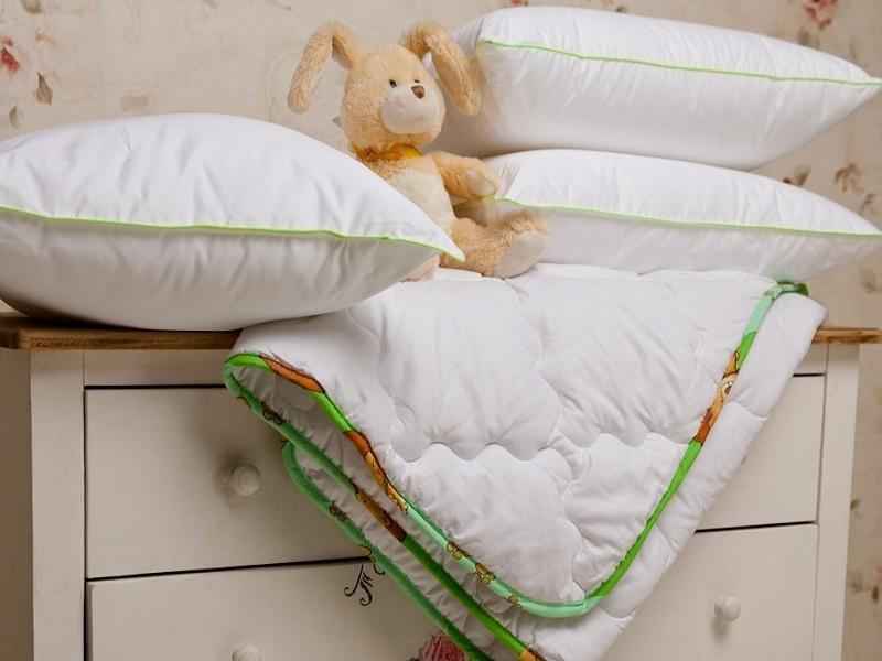 Купить комплект подушка и одеяло синтепоновое